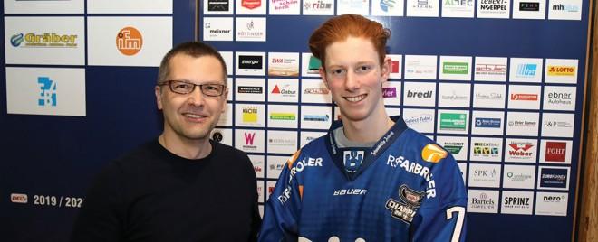 Tim Sezemsky spielt nächste Saison in Ravensburg